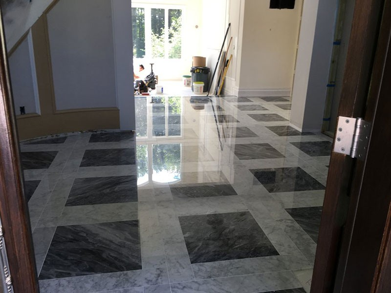 stone polishing services