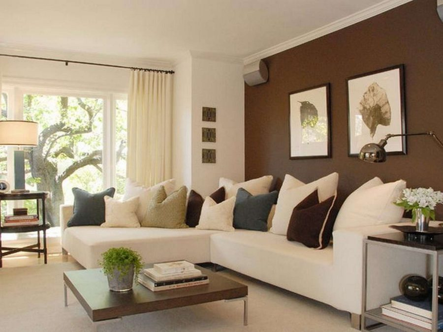 Wall Paint Colors For Living Room With Dark Furniture